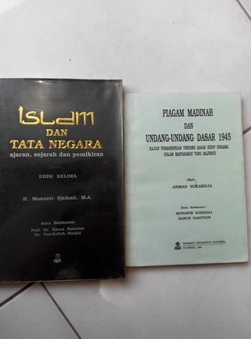Masalah Islam dan ketatanegaraan Indonesia