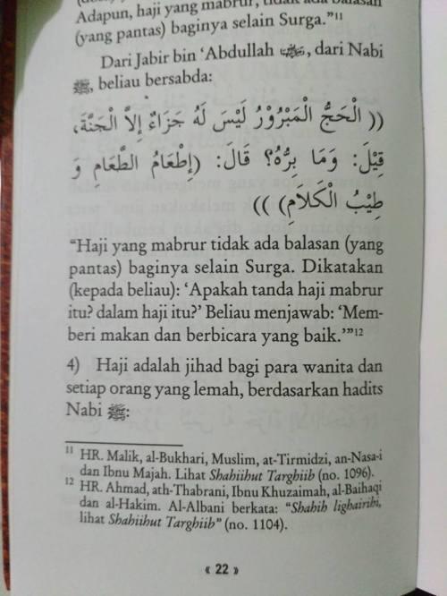 Haji Mabrur 1