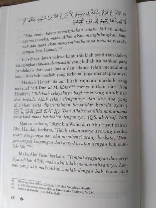 Shahih Tawasul dan Tabaruk -13