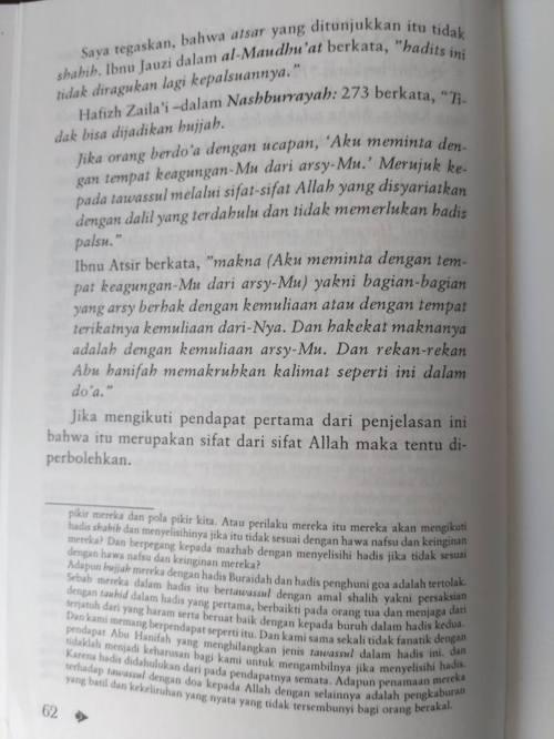Shahih Tawasul dan Tabaruk -15