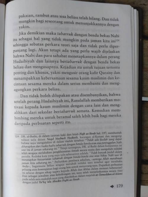 Shahih Tawasul dan Tabaruk -4