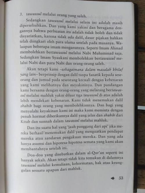 Shahih Tawasul dan Tabaruk -6